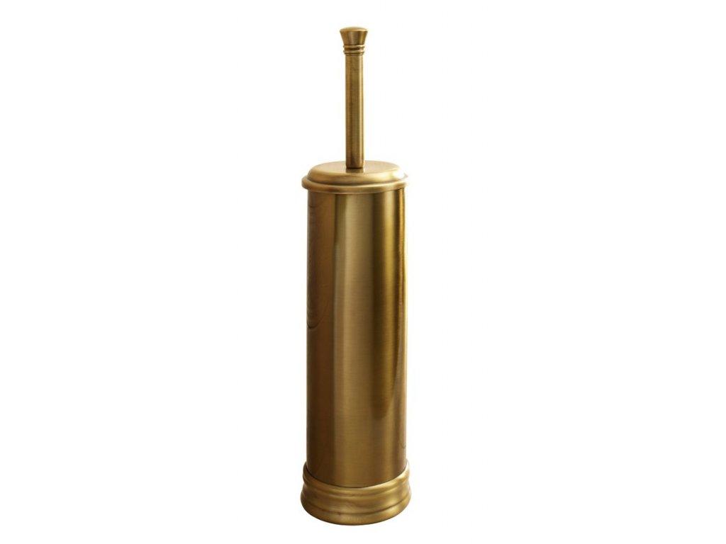 WC štětka na postavení, bronz 753344