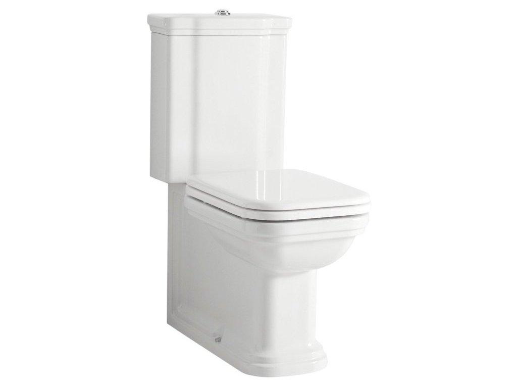 Kombi WC Waldorf,spodní/zadní odpad