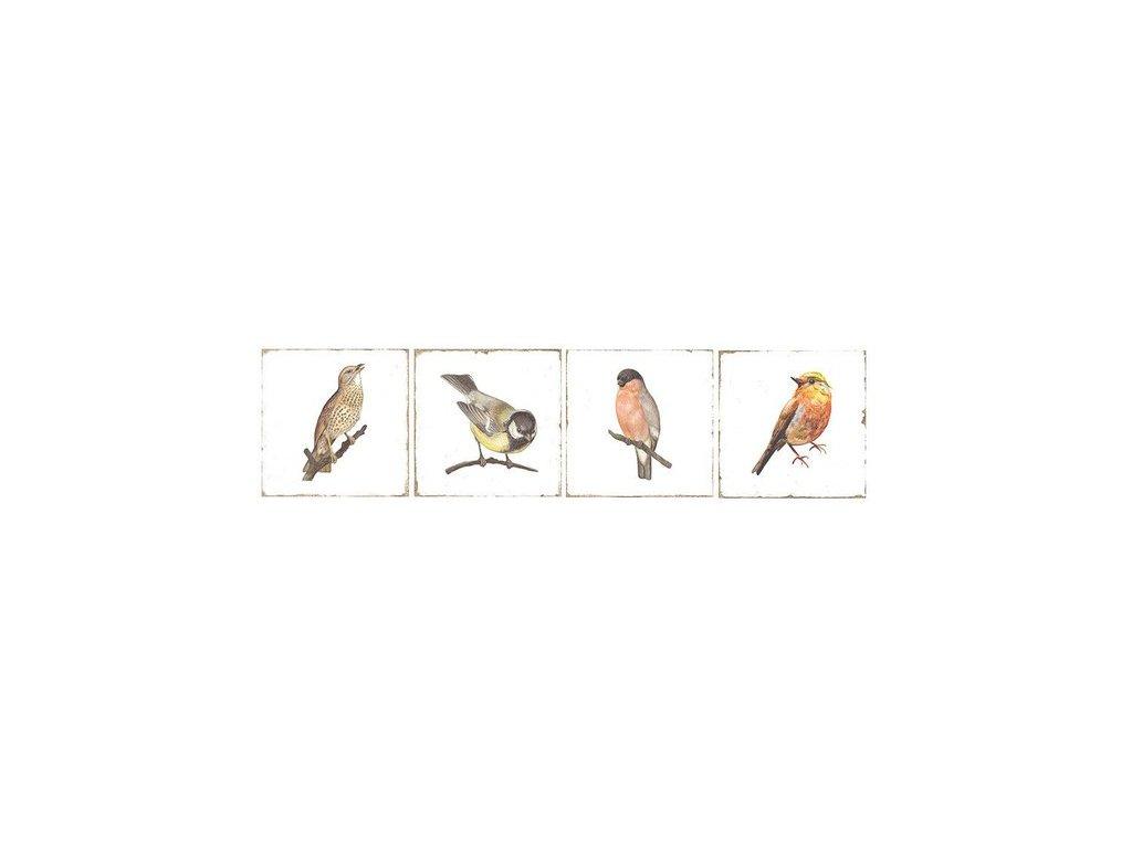 FORLI Birds Decor Mix 15x15 FOL015