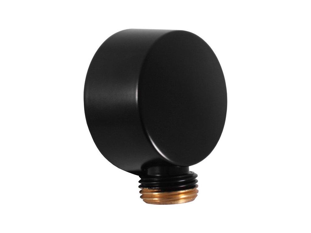 Slezák Rav Mezikus ke sprchové baterii černá matná MD0018CMAT