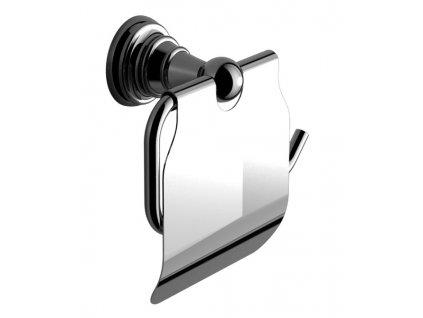 DIAMOND držák toaletního papíru s krytem, chrom 1317-17
