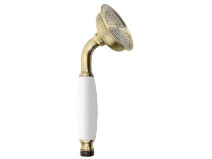 EPOCA ruční sprchová hlavice, bronz DOC106