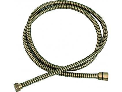 POWERFLEX opletená sprchová hadice,150cm, bronz FLE10BRO
