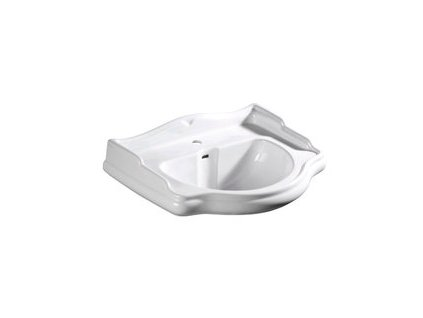 RETRO keramické umyvadlo 73x54cm 104701