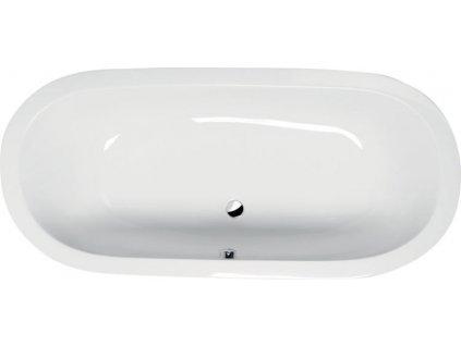MATRIX L volně stojící vana 175x80x46cm,bílá