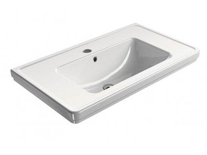 CLASSIC keramické umyvadlo 90x50cm (8788111)