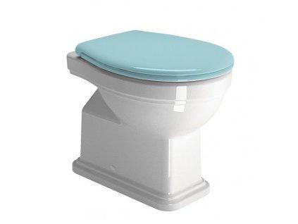 CLASSIC WC mísa 37x54 cm, spodní odpad, ExtraGlaze 871011