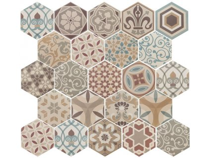 HEXATILE Harmony Colours 17,5x20   (21356)
