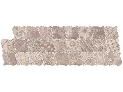 CURVYTILE Factory Avenue cream 26,5x26,5   (21344)