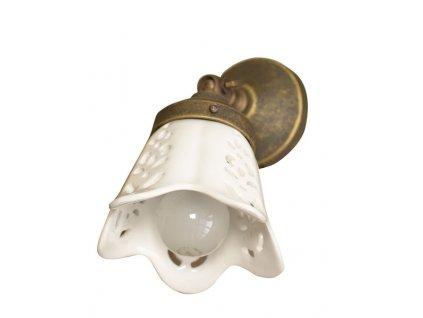 SORENTO svítidlo E14 40W, 230V, keramické stínítko, bronz   (MC098)