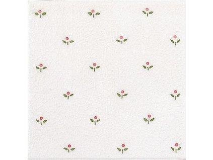 MODERNISTA Decorado Mimosa PB Rosa C/C B 15x15 (1bal=1,48m2)