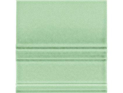 MODERNISTA Rodápie Clasico C/C Verde Claro 15x15   (ADMO5204)