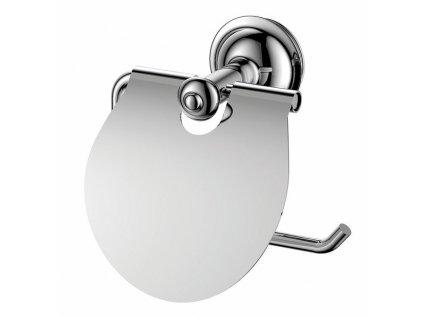 ASTOR držák toaletního papíru s krytem, chrom 1325-17