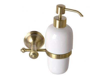 ASTOR dávkovač mýdla, bronz 1326-19