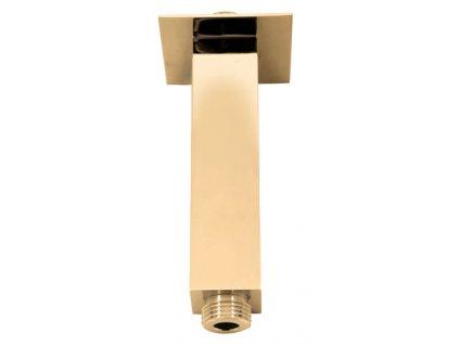 Rav stropní rameno pro hlavovou sprchu zlato MD0372Z
