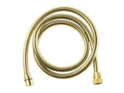 Sprchová hadice k 301,346, 175cm, zlato FLE10ZL