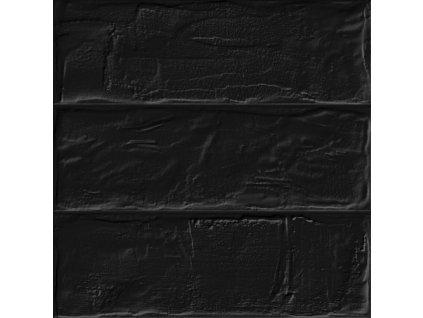 BRICK Black 33,15x33,15 BRI012