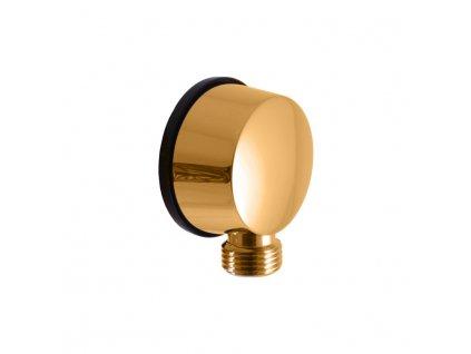 Rav mezikus ke sprchové baterii - válec zlato MD0018Z