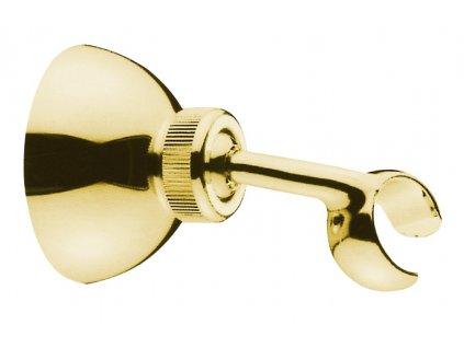Otočný držák sprchy, zlato SUP25