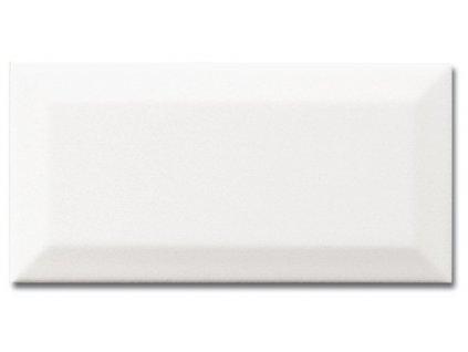 NERI Biselado Blanco Z 7,5x15,(bal.= 1,13m2) ADNE2019
