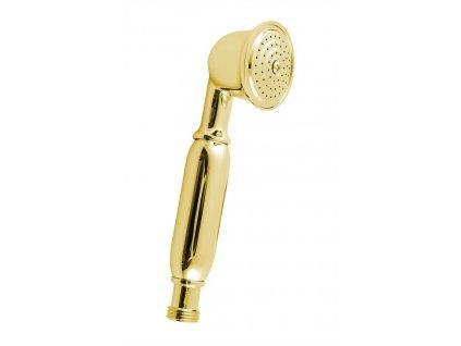 ANTEA ruční sprchová hlavice, zlato DOC25