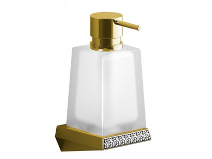 SOUL CRYSTAL dávkovač mýdla, zlato 165032V