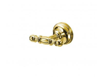 Perla dvojháček, zlato PE0165