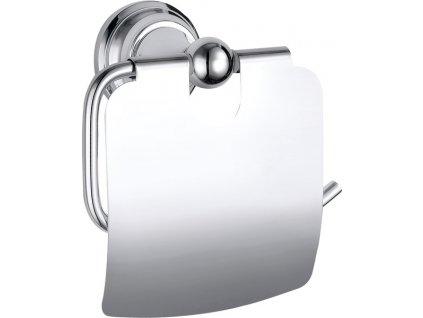 Slezák-Rav Morava chrom držák toaletního papíru s krytem MKA0400