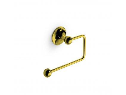 Lineabeta Venessia Gold držák toaletního papíru 52908.30