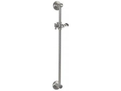 ANTEA posuvný držák sprchy, 570mm, nikl SAL0038