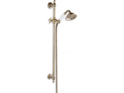 Novaservis Retro sprchová souprava bronz KITRETRO,46