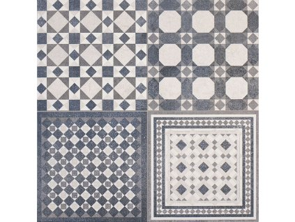 CEMENT Patchwork 44x44 (bal=1,5m2) PO2689
