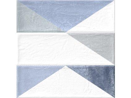 BRICK DELTA Blue 33,15x33,15 (1,32m2) BDL004