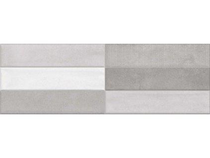 NORMANDIE Breton Gris Brick 25x75 (bal.= 1,5 m2) NOR008