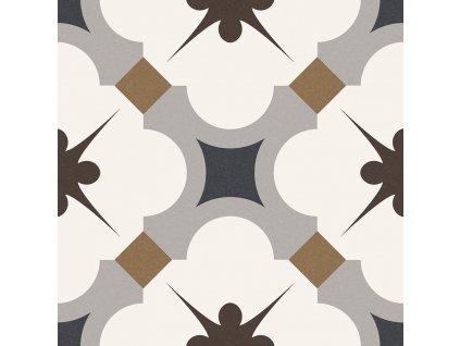TACO GRACE Grey 16,5x16,5 (bal=0,55m2) GRC006