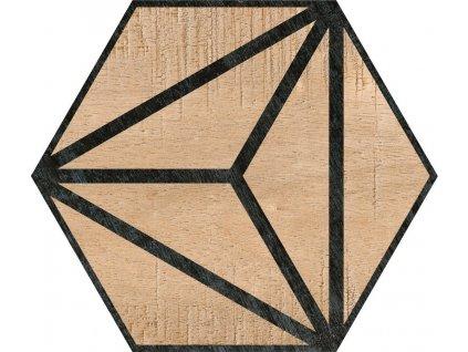 TRIBECA Brown 22x25 (bal=1,04m2) TBC002