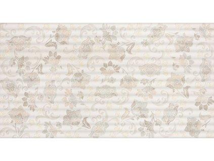 DESERT Decor Grafic Marfil 27x50 (bal = 1,22m2) DST005