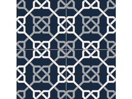 NAUTIC Blue 33,15x33,15 (bal=1,32m2) NTC002