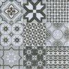 DOLOMITE Decor Grey 50x50 (bal=1,25m2) DLM005