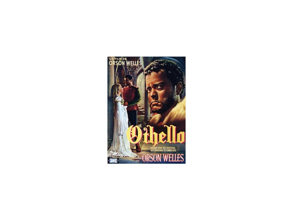 Plakát Othello, Orson Welles, 30x40cm