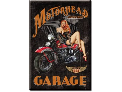 Magnetka Legends Motorhead