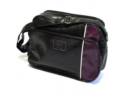 Retro taška Björn Borg Shoulder Bag Black