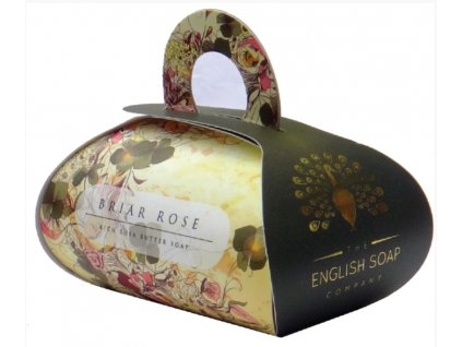 Mýdlo - planá růže - The English Soap Company, 260 g