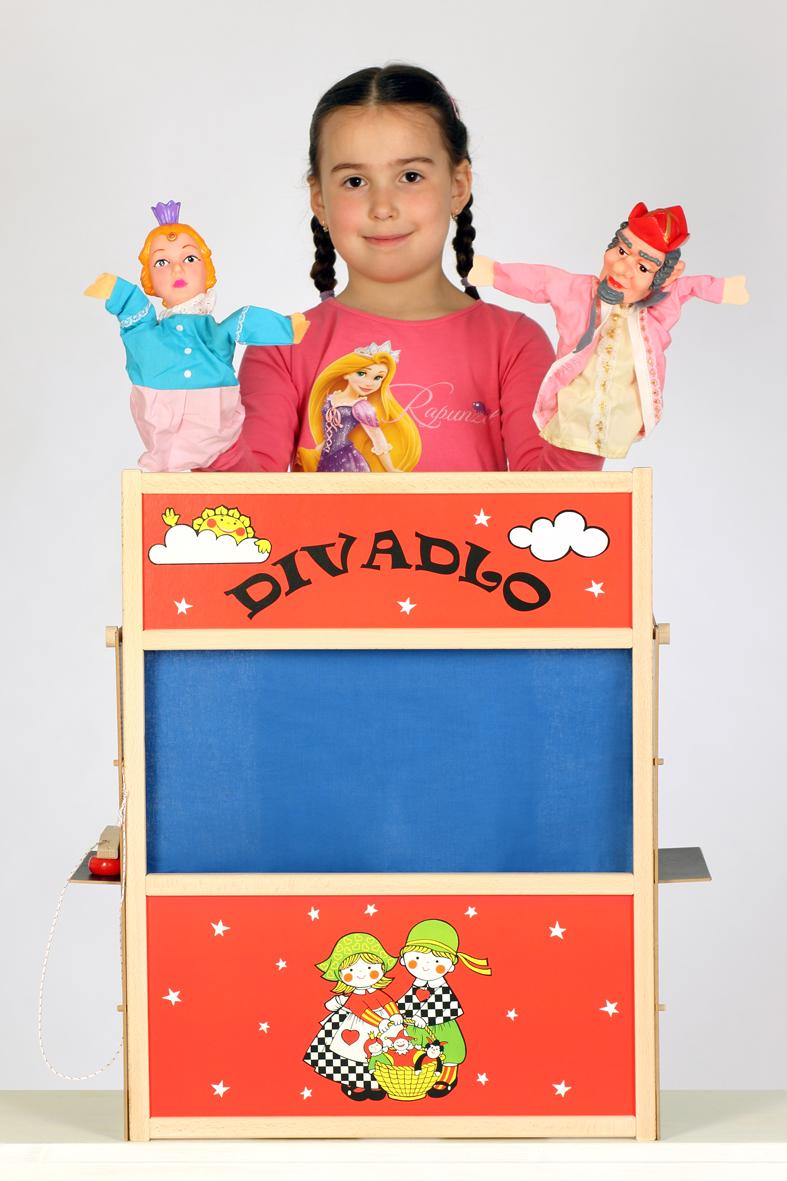 Dřevěné divadlo