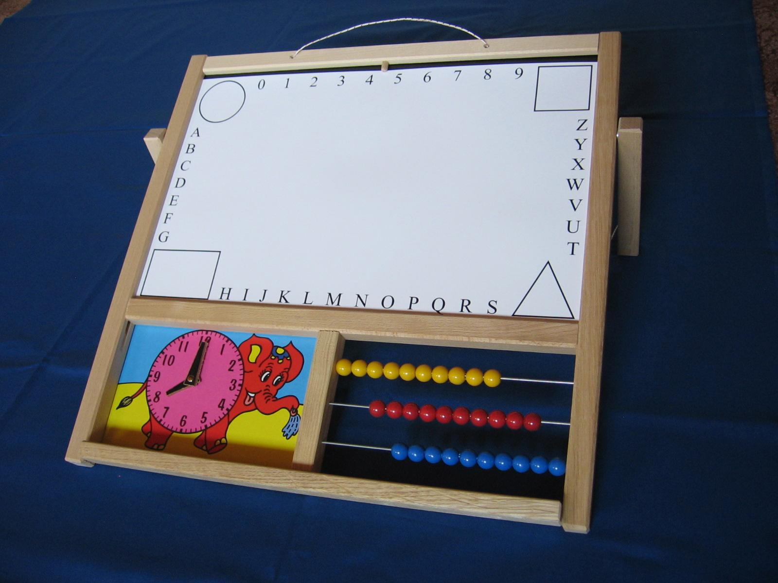 Dětská tabule stolní závěsná