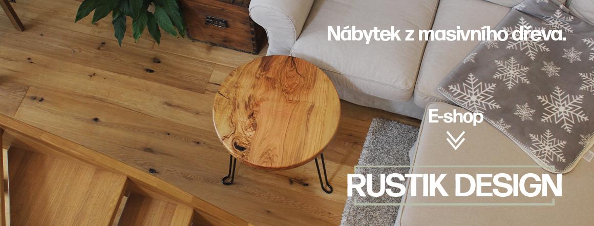 Výrobky ze dřeva a epoxidové pryskyřice | RUSTIK DESIGN