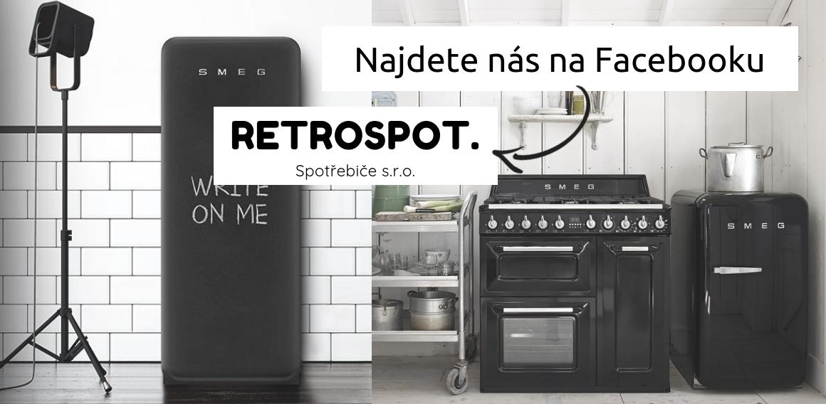 Facebook Retrospot.cz