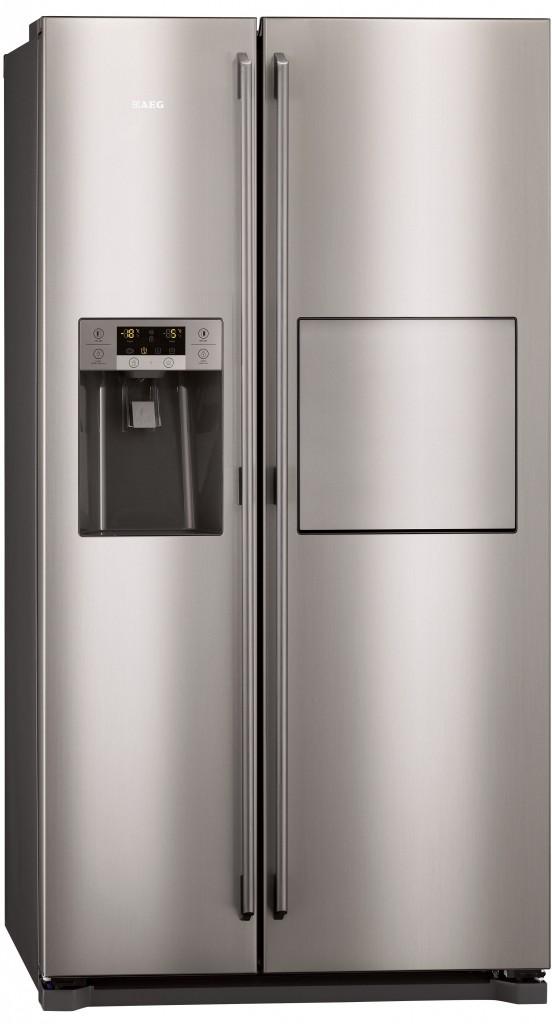Americké lednice (Side-by-side)