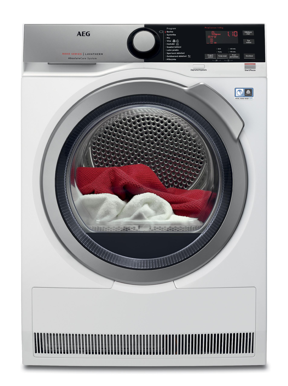 Sušičky prádla s tepelným čerpadlem
