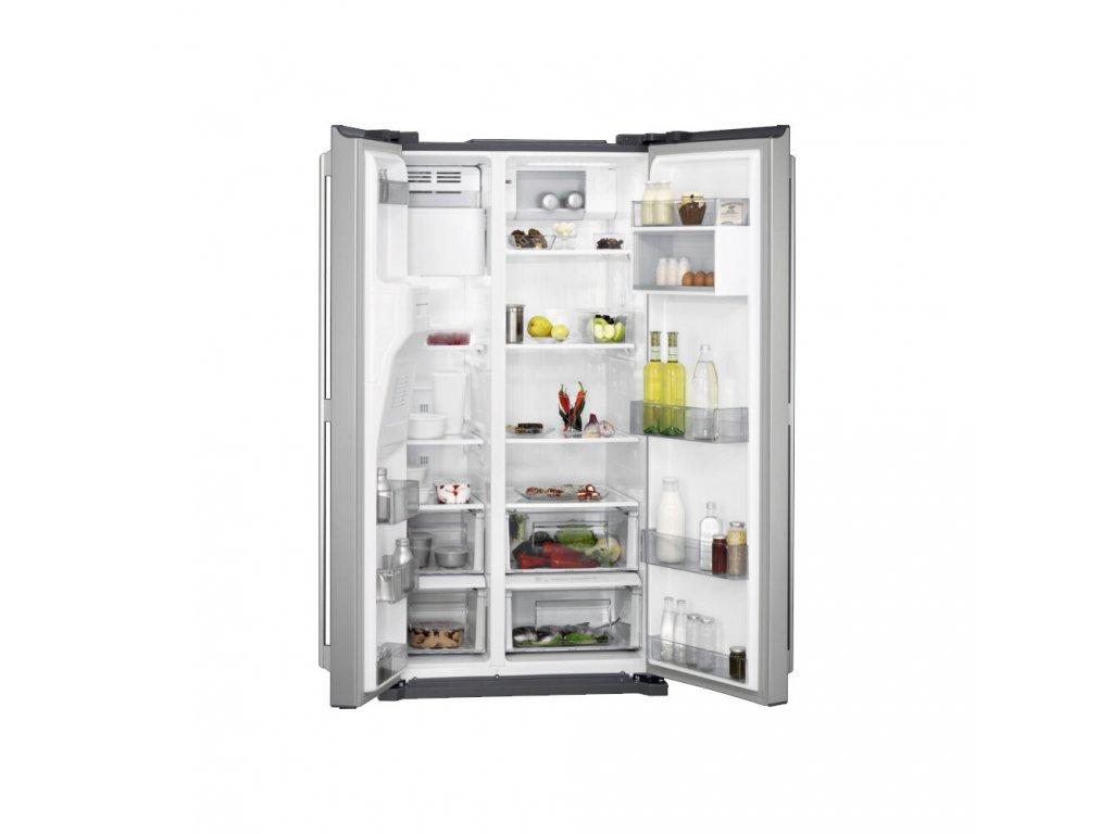 AEG RMB76121NX americká lednička